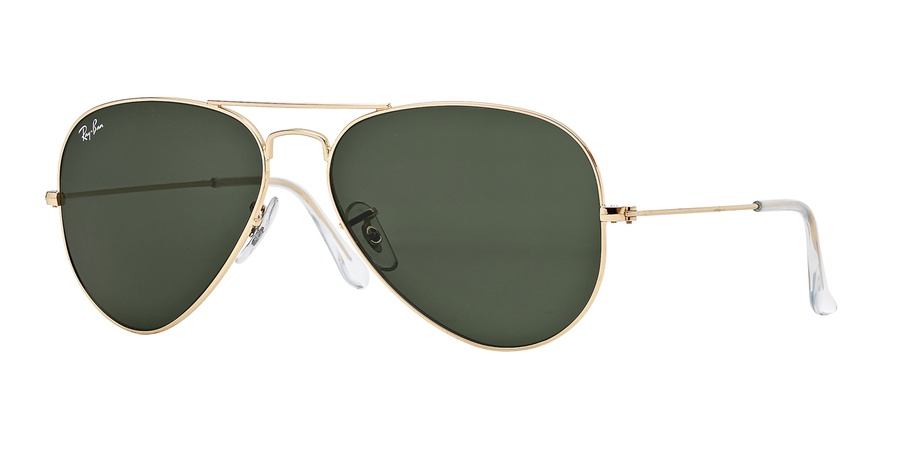 Ray Ban 0RB3025 Aviator Large Metal