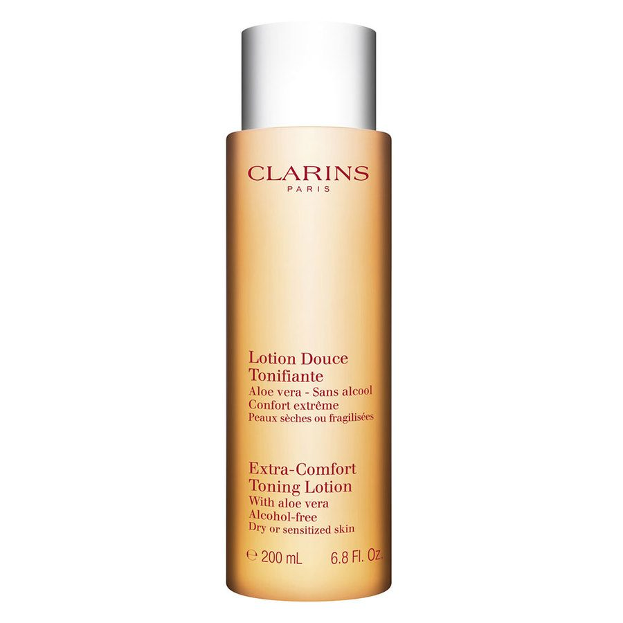 Clarins Extra Comfort Toning Lotion Dry/Sensitive Skin 200ml