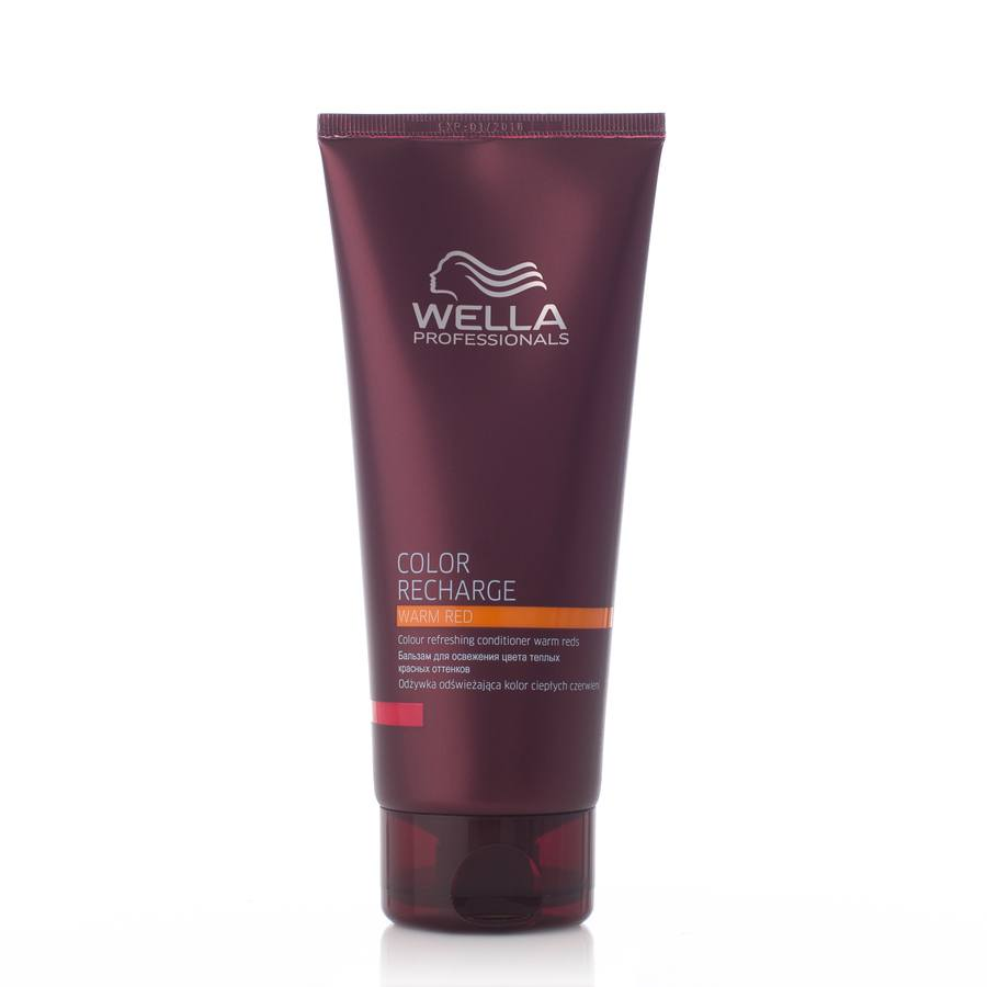 Wella Professionals Color Recharge Balsam Warm Red 200ml