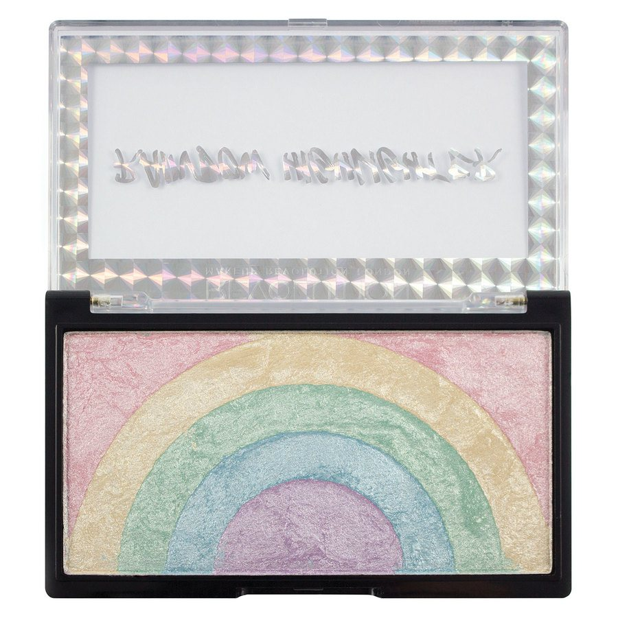 Makeup Revolution Rainbow Highlighter 10g