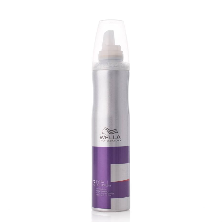 Wella Professionals Extra Volume Styling Mousse 300ml
