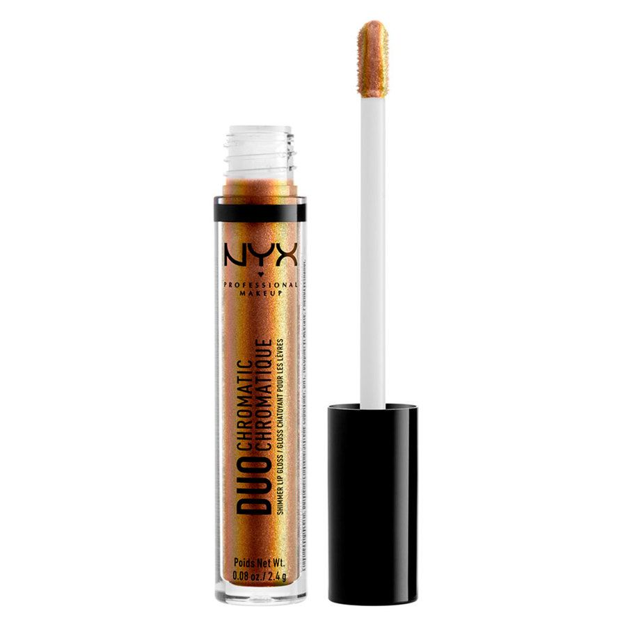 NYX Professional Makeup Duo Chromatic Lip Gloss Coctail Party