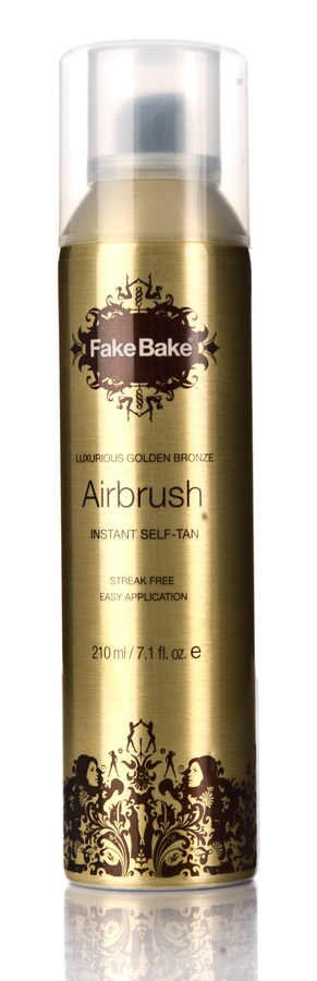 Fake Bake Self-Tanning Spray Air Brush 210ml