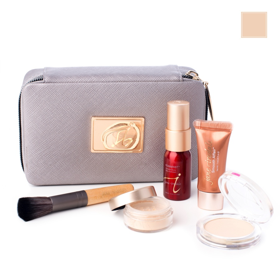 Jane Iredale Starter Kit 6 Deler Light