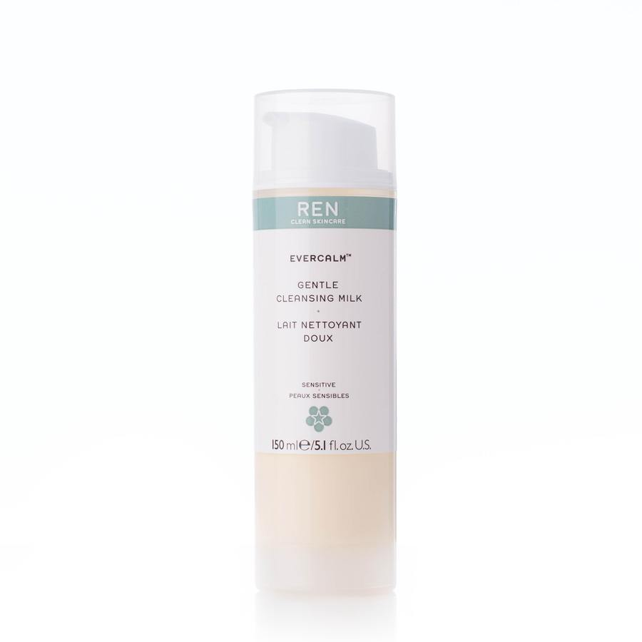 REN Evercalm Gentle Cleansing Milk 150ml