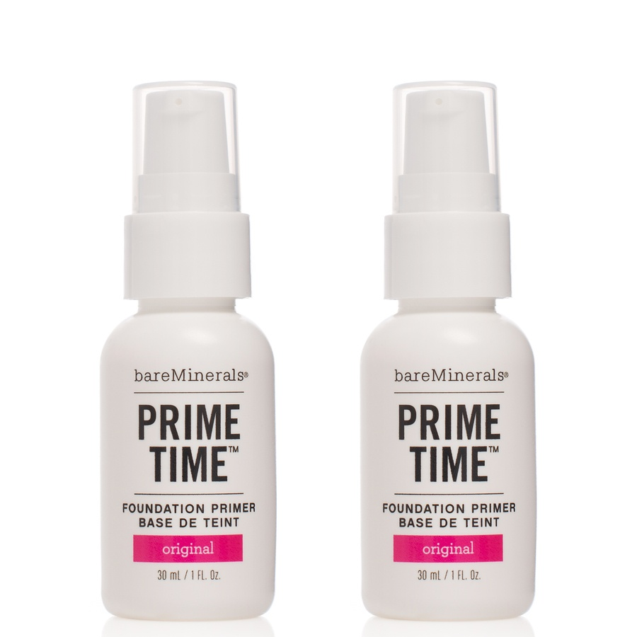 BareMinerals Prime Time Foundation Primer Original 2x30ml