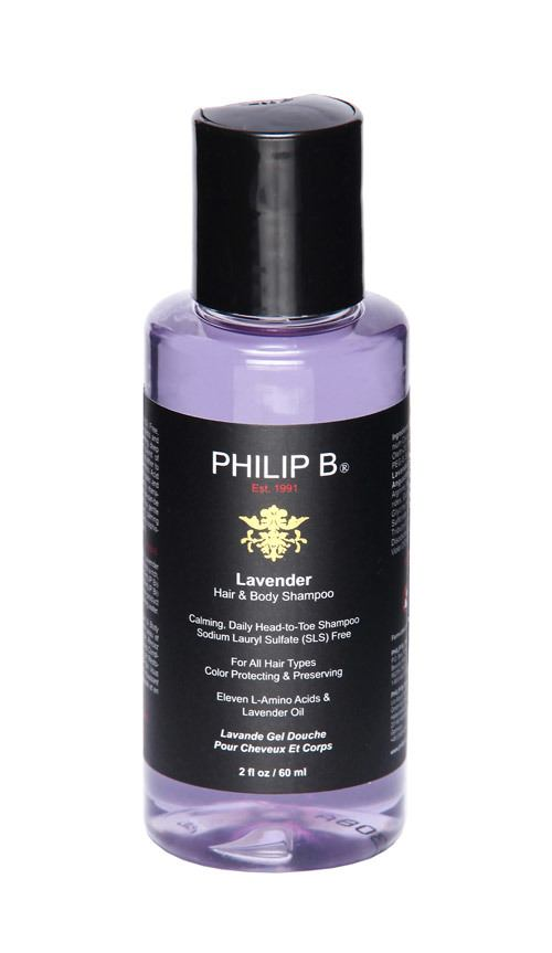 Philip B Lavender Hair & Body Shampoo60 ml