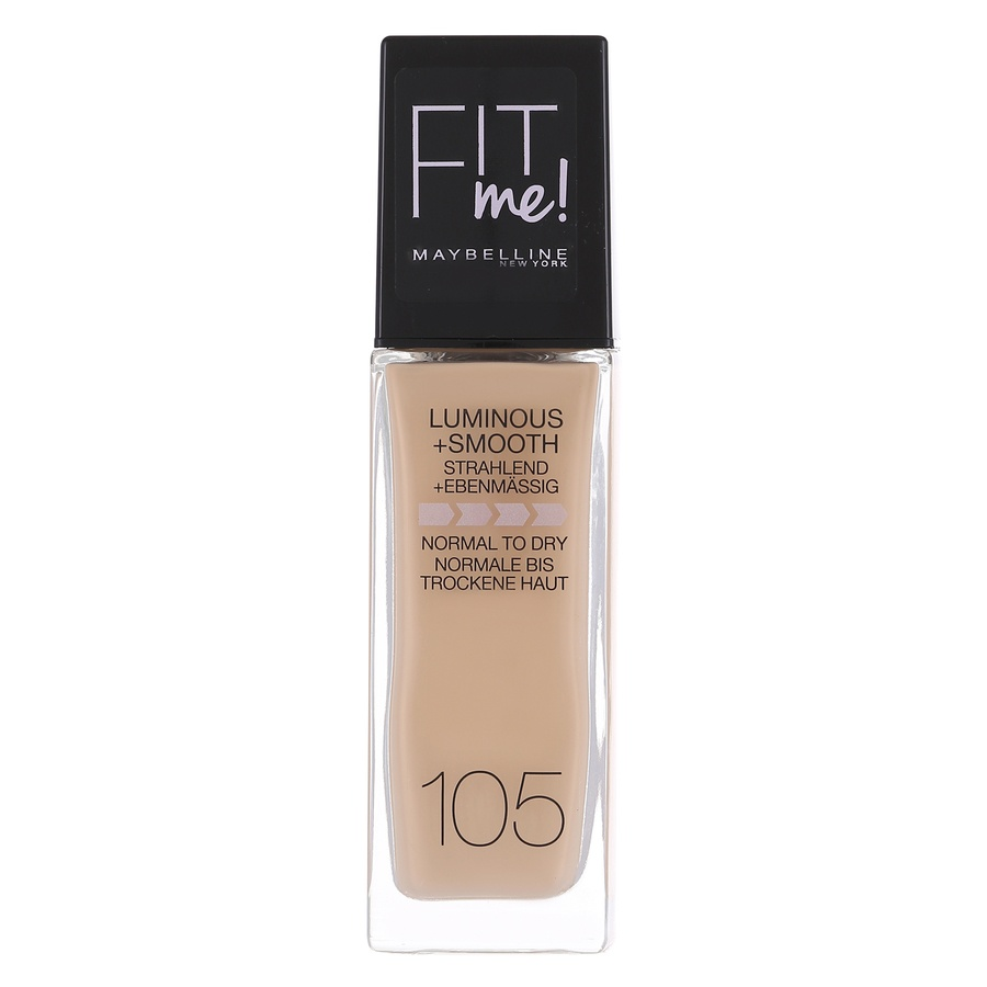 Maybelline Fit Me Liquid Foundation Natural Ivory 105 30ml