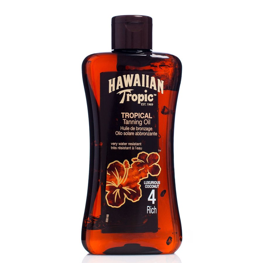 Hawaiian T Tan Oil Rich 200 ml
