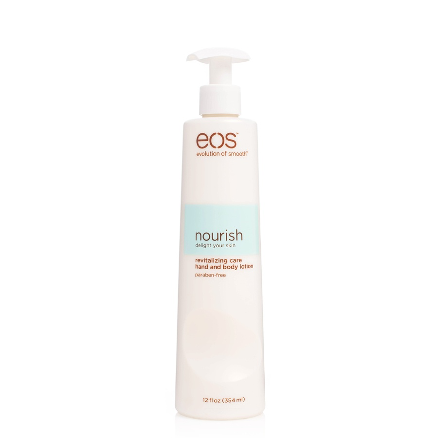 Eos The Evolution Of Smooth Nourish Delight Your Skin Hand And Body Lotion 354ml