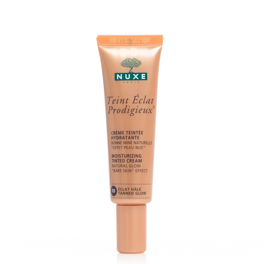 Nuxe Moisturizing Tinted Cream 03 Tanned Glow 30ml