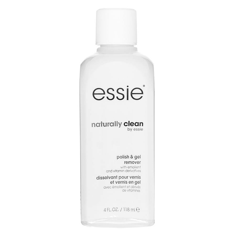 Essie  Naturally Clean Purifying Nail Polish Remover 118ml