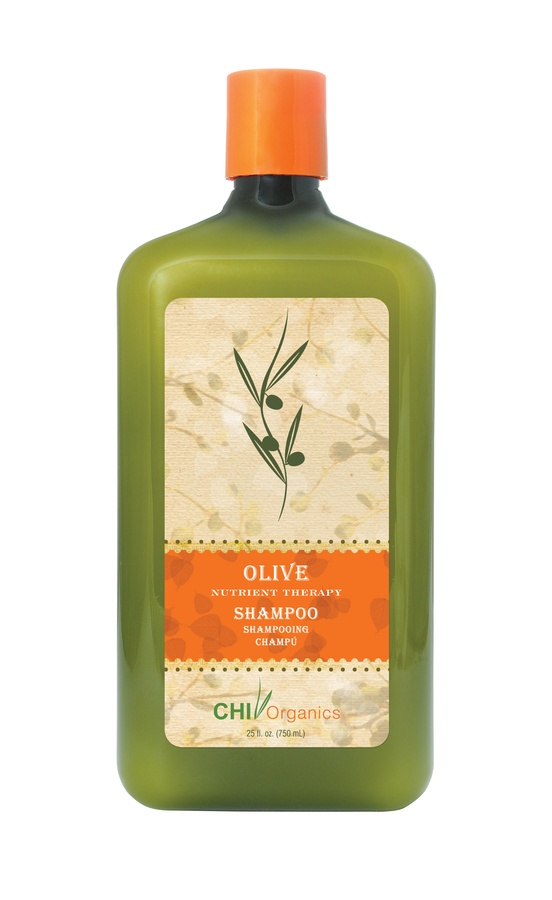 CHI Organics Olive Nutrient Therapy Shampoo 750ml