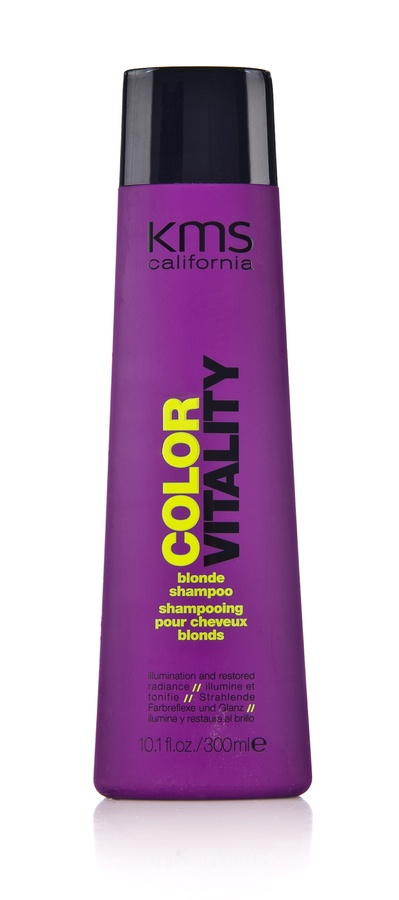 Kms California Colorvitality Blonde Shampoo 300ml