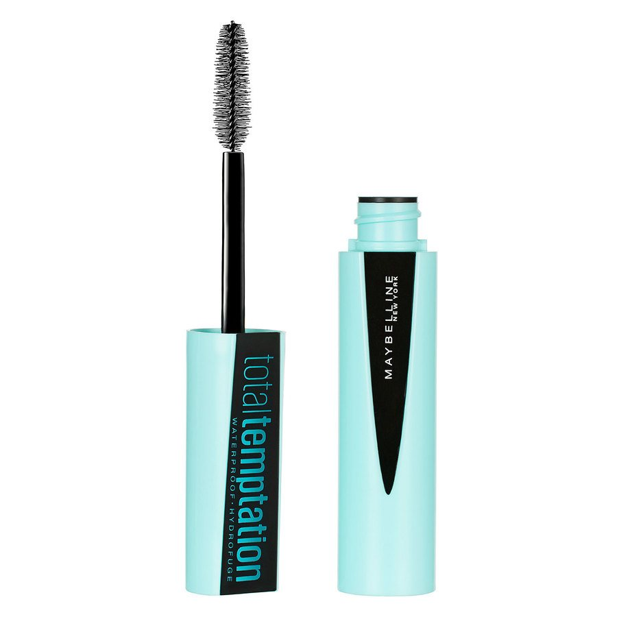 Maybellline Total Temptation Waterproof Mascara Very Black 9,4ml