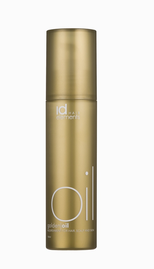 Id Hair Golden Oil With Parfume 100ml