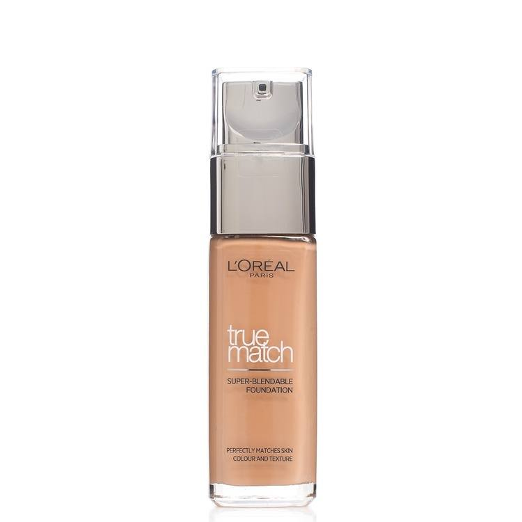 L'Oréal Paris True Match Liquid W7 Golden Amber 30ml