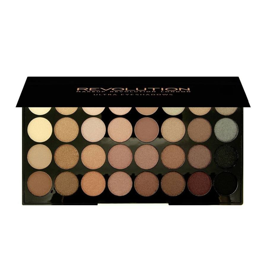 Makeup Revolution Ultra 32 shade Eyeshadow Beyond Flawless 16g