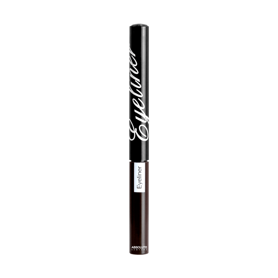 Absolute New York Shimmer Eyeliner Brown NF002
