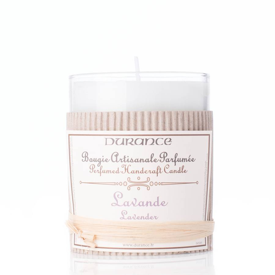 Durance Perfumed Handcraft Candle Lavender