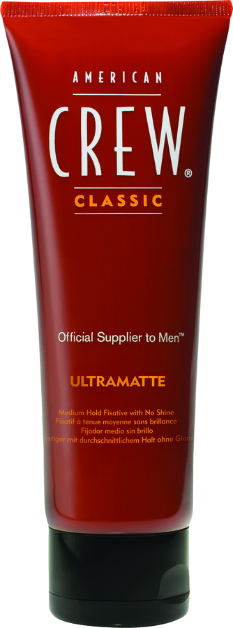 American Crew Classic Ultramatte Medium Hold Fixative With No Shine Herre 100ml