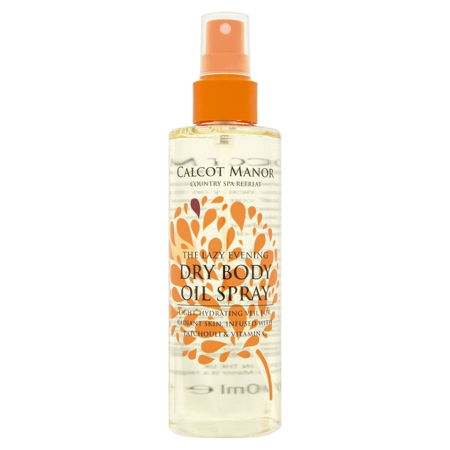 Treacle Moon Calcot Manor The Lazy Evening Dry Body Oil Spray 200ml
