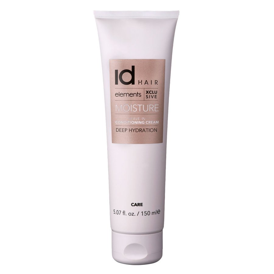 Id Hair Elements Xclusive Moist Leave-In Conditioner Cream 150ml