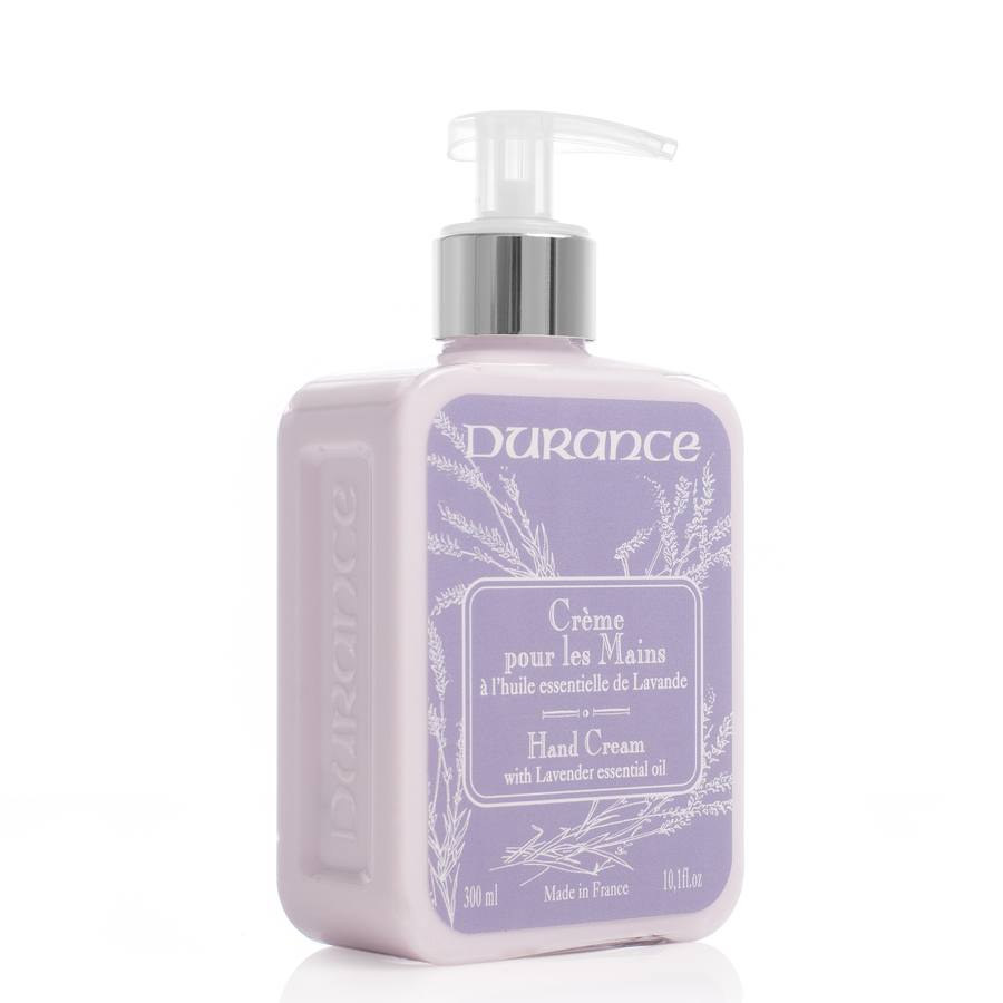 Durance Marseille Hand Cream With Lavender Essential Oil 300ml