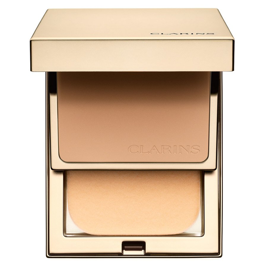 Clarins Everlasting Compact Foundation+ #112 Amber 10g
