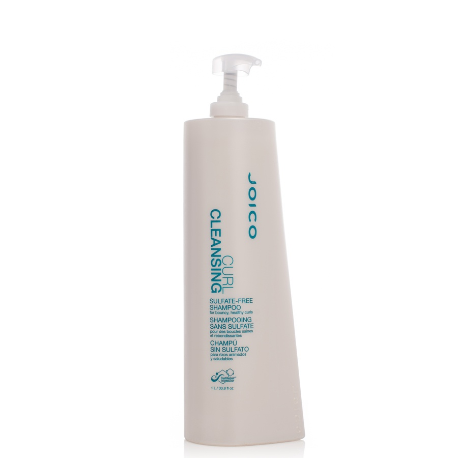 Joico Curl Cleansing Sulfate-Free Shampoo 1000ml