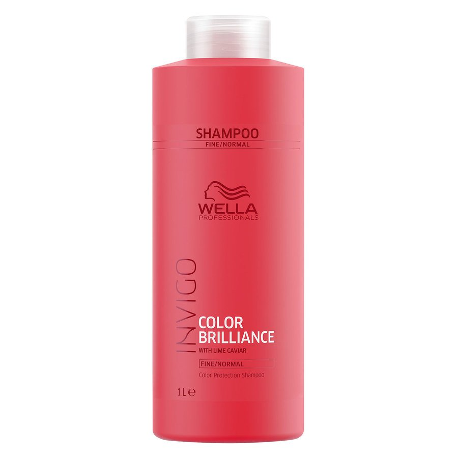 Wella Professionals Invigo Color Brilliance Shampoo Fine Hair  1000ml