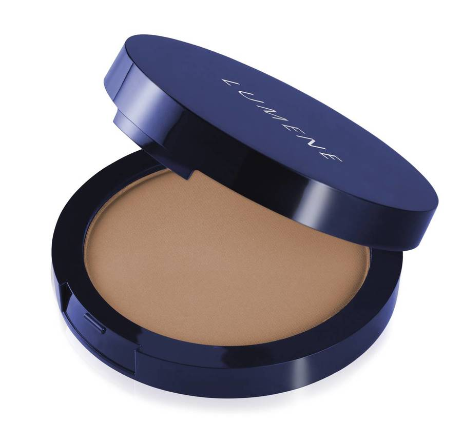 Lumene Luminous Mat Powder 4 Warm Beige 10g