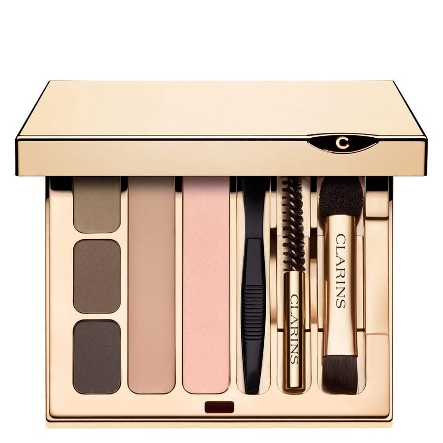 Clarins Sourcils Pro Kit Perfect Eyes & Brows Palette 4,1g