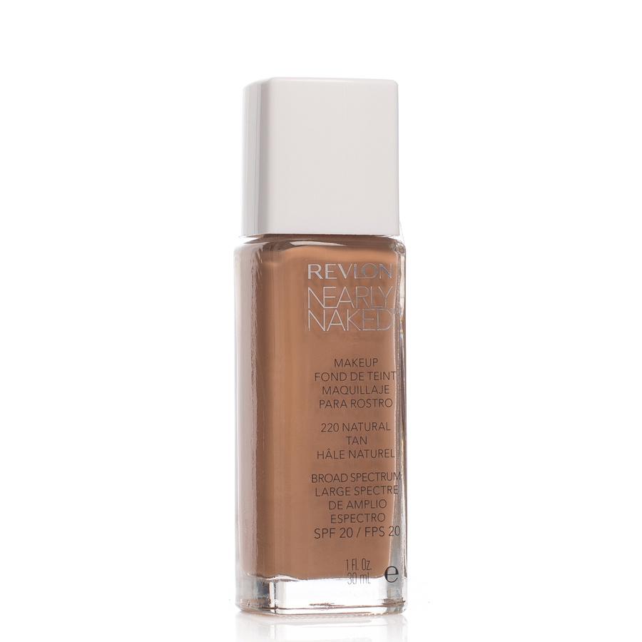 Revlon Nearly Naked 220 Natural Tan