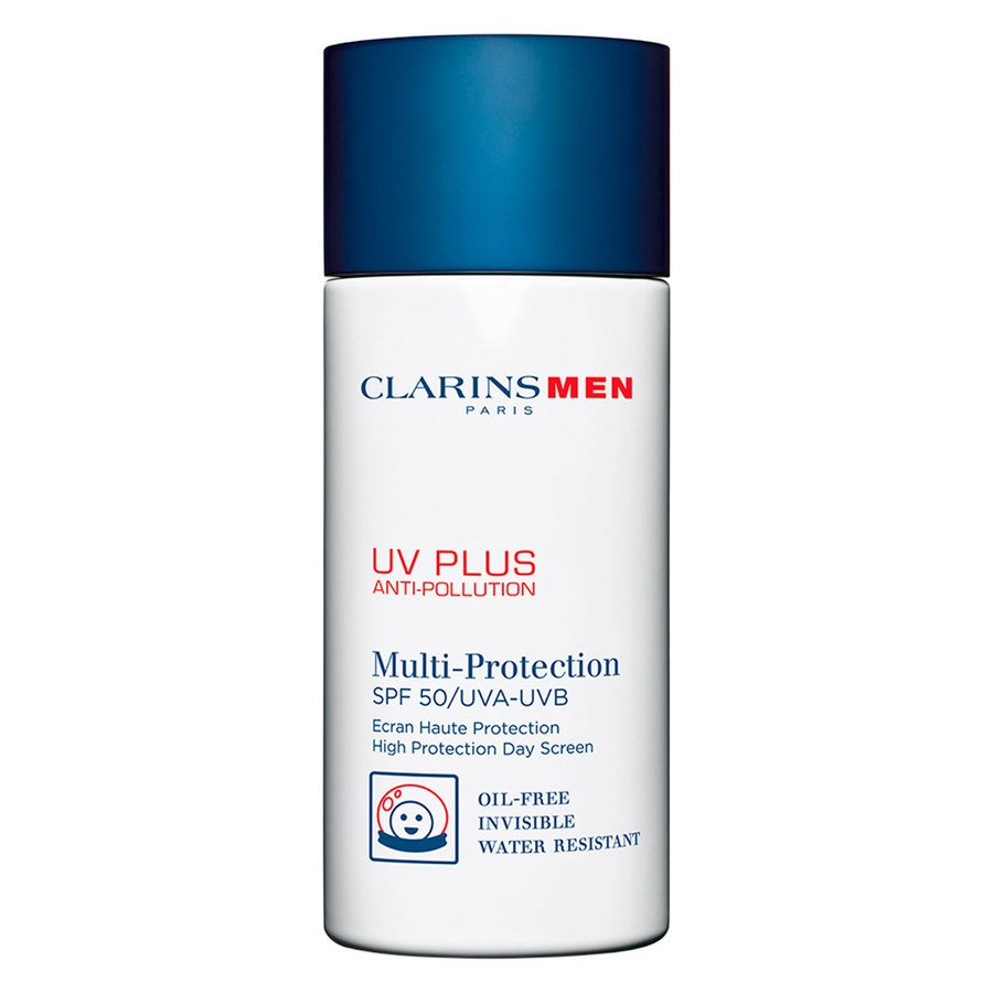 Clarins Men UV Pluss Anti-Pollution SPF50 50ml