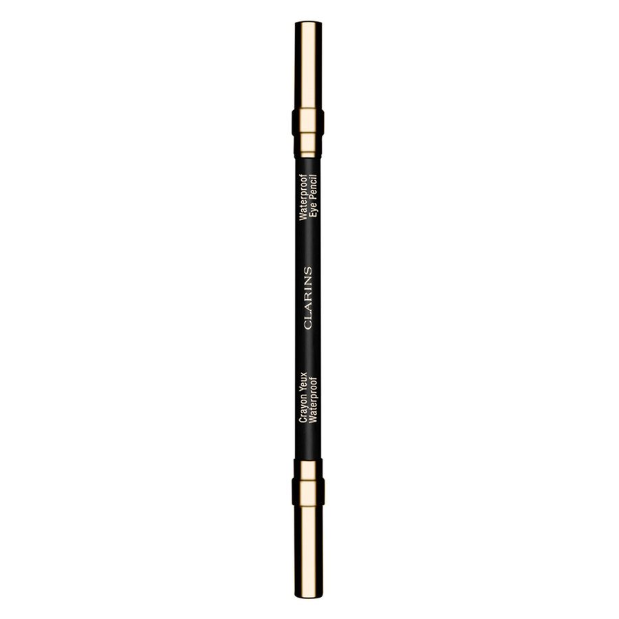 Clarins Waterproof Eye Liner Pencil #01 Black 1,4g