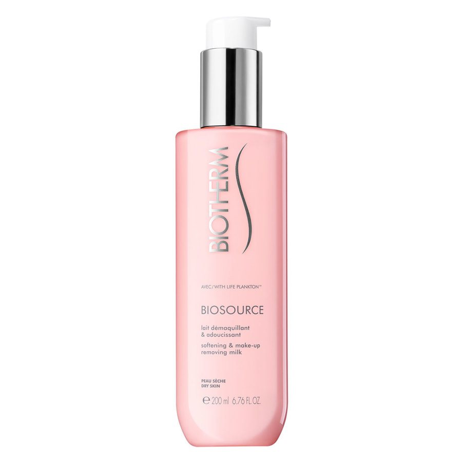 Biotherm Biosource Softening Cleansing Milk Dry Skin 200ml