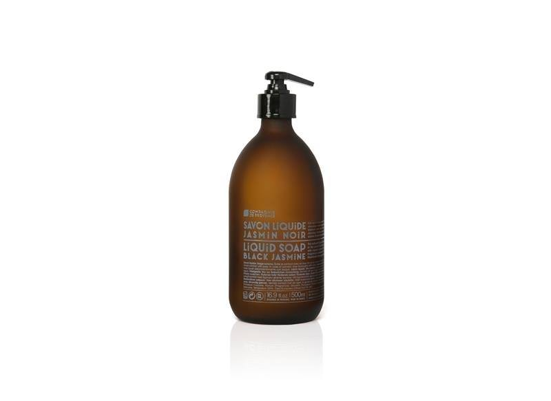 Compagnie De Provence Liquid Soap Black Jasmin 500ml