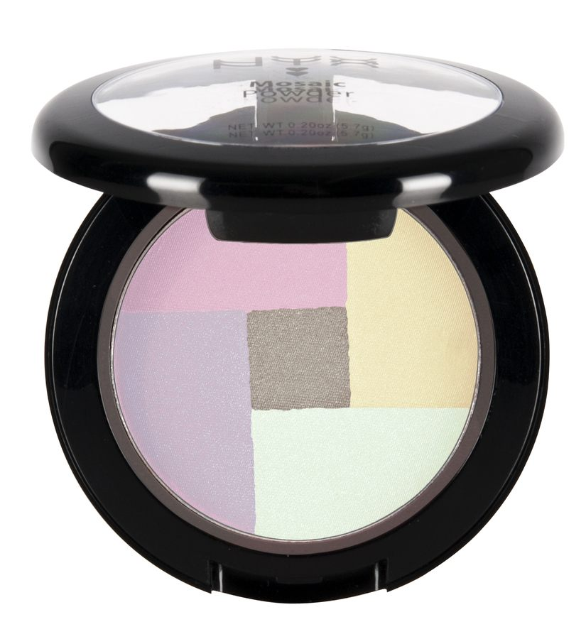 NYX Mosaic Powder Blush Highlighter
