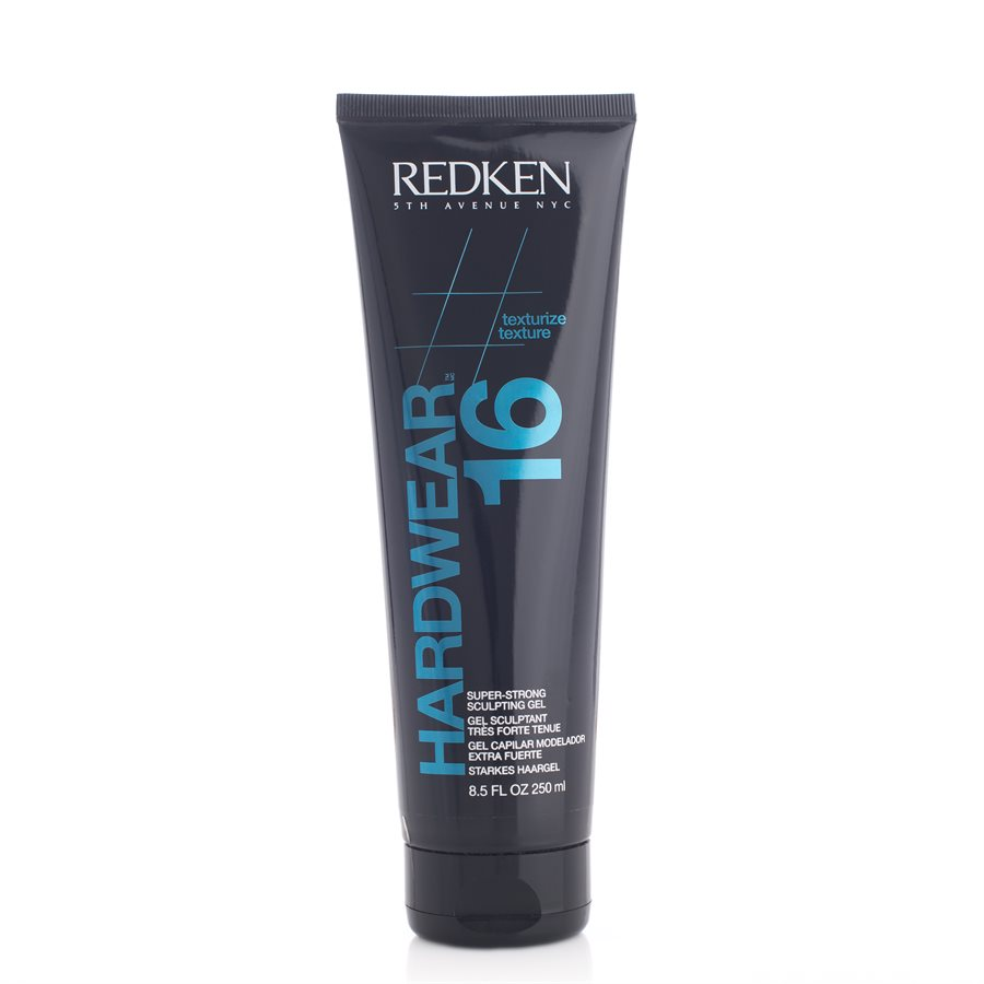 Redken #16 Hardwear Super Strong Gel 250ml