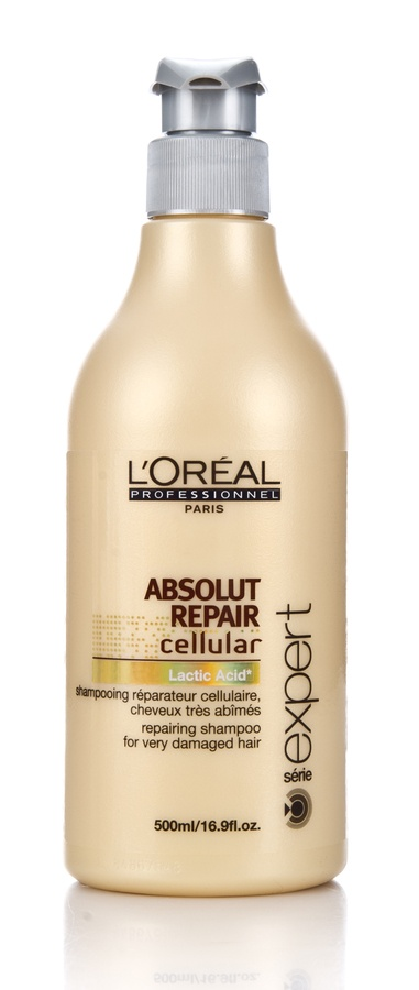 L'Oréal Professionnel Série Expert Absolut Repair Cellular shampoo 500ml