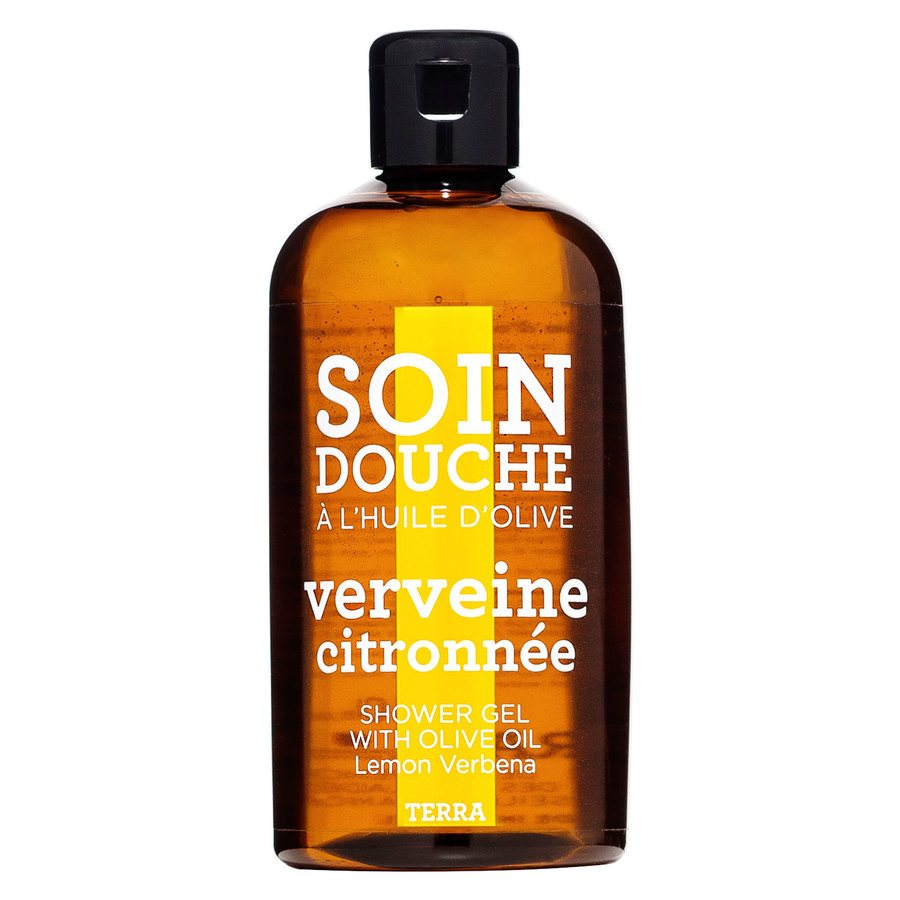 Compagnie De Provence Terra Shower Gel Lemon Verbena 300ml