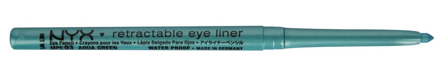 NYX Mechanical Pencil Eye Aqua Green MPE03