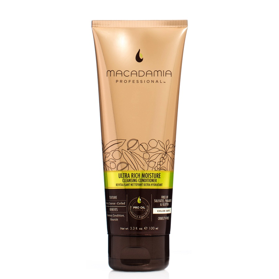 Macadamia Professional Ultra Rich Moisture Cleansing Balsam 130ml