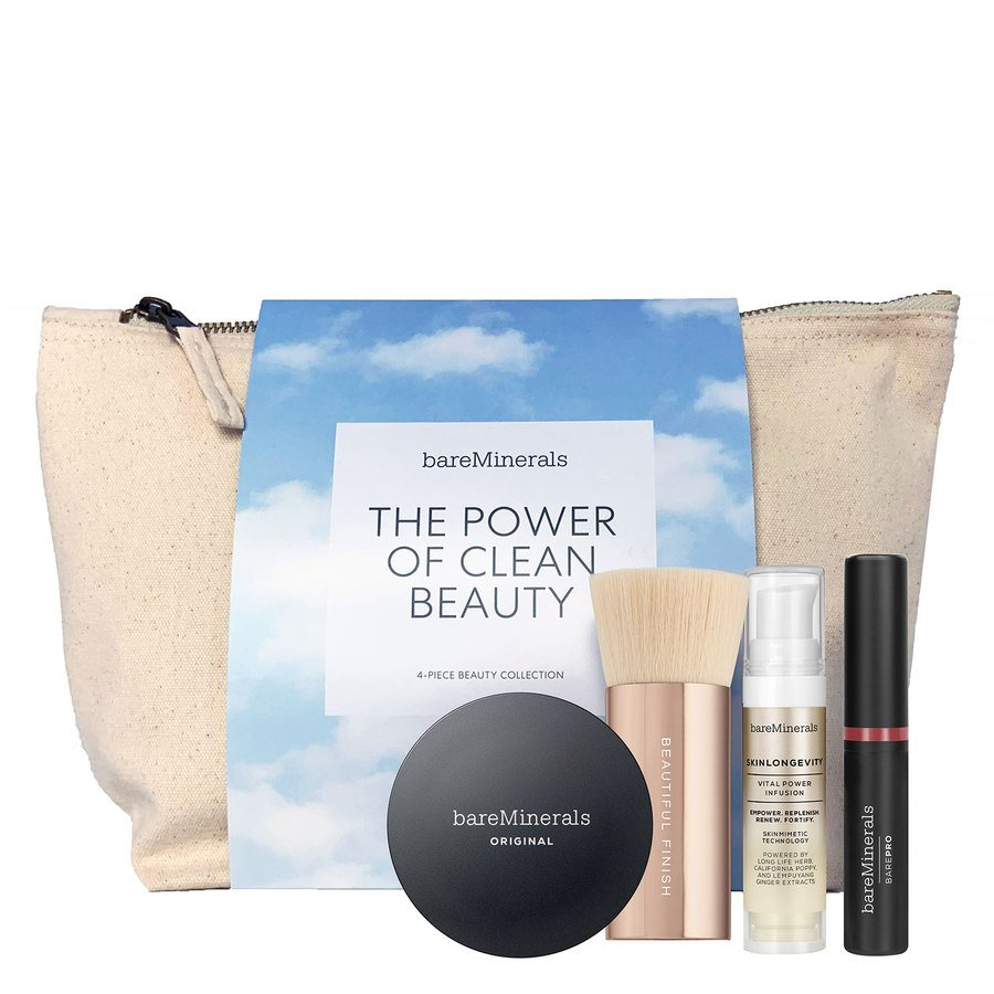 BareMinerals Johanna Klum`s Clean And Natural Beauty Favourites Light