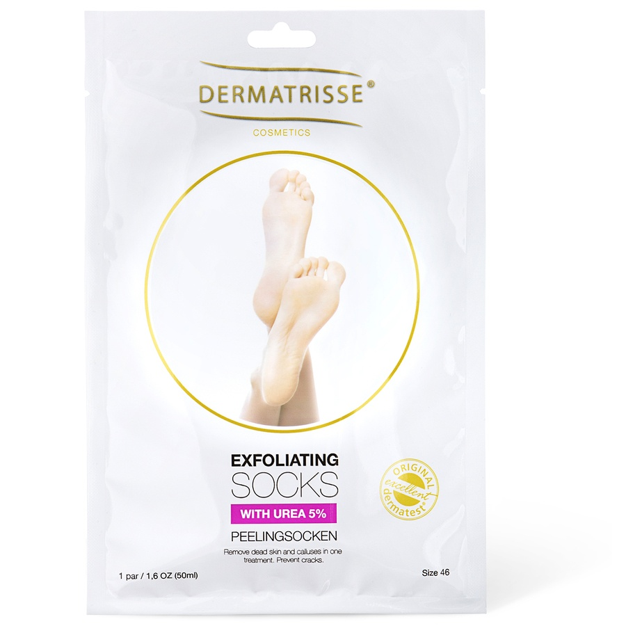 Dermatrisse Exfoliation Socks