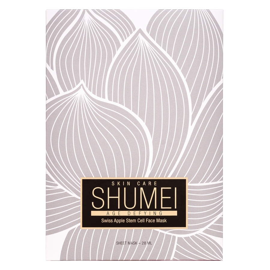 Shumei Age Defying Swiss Apple Stem Cell Single Mask