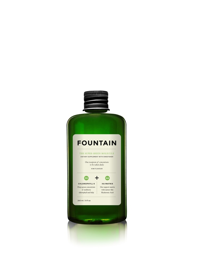 Fountain Super Green Molecule 240ml