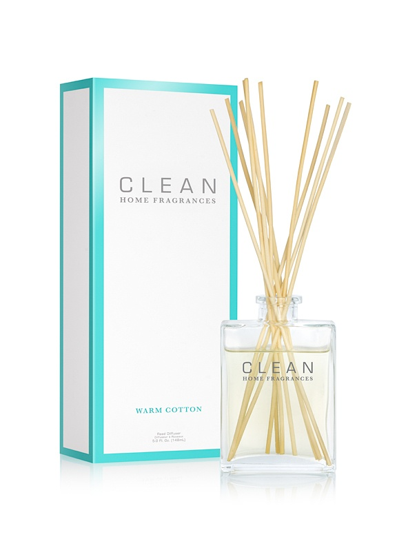 CLEAN Home Collection Warm Cotton Duftpinner 148ml