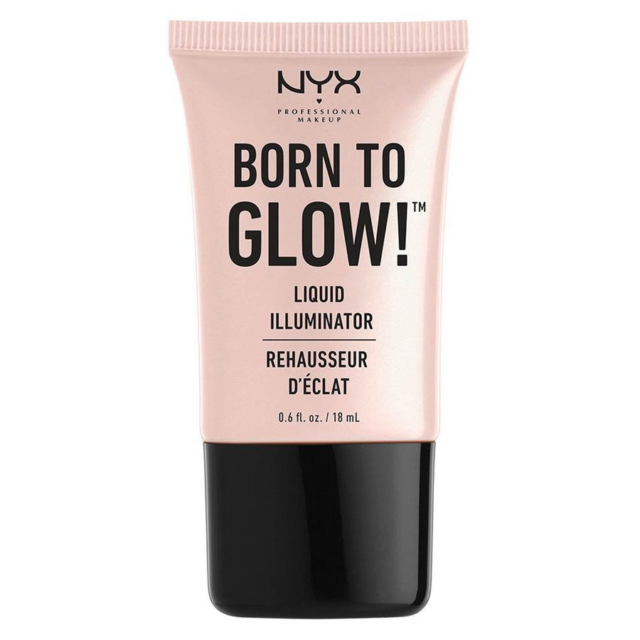 NYX Prof. Makeup Born To Glow Liquid Illuminator Sunbeam 18ml LI01
